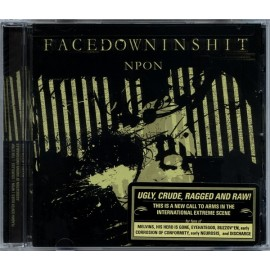 Facedowninshit ‎– Nothing Positive, Only Negative