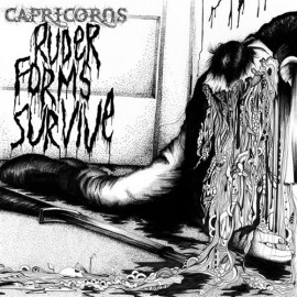 Capricorns ‎– Ruder Forms Survive (Cd)