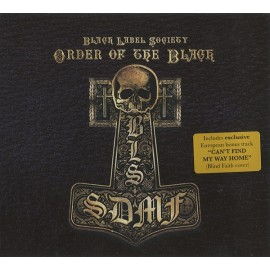 Black Label Society ‎– Order Of The Black (Digipack)