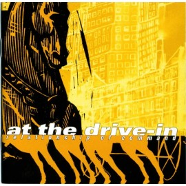 At The Drive In ‎– Relationship Of Command