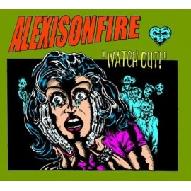 Alexisonfire ‎– Watch Out! (Digipack)