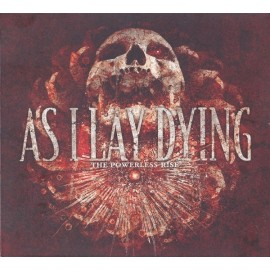 As I Lay Dying ‎– The Powerless Rise (Digipack)