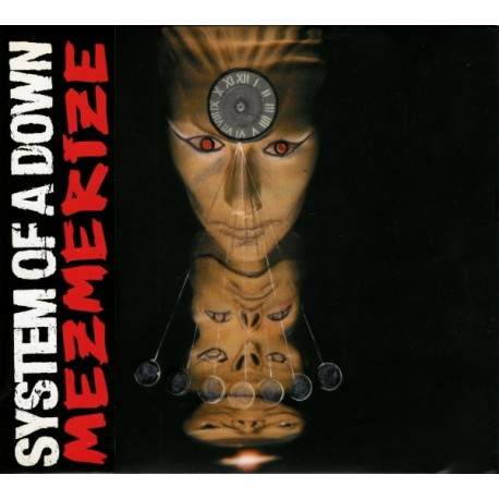 System Of A Down ‎– Mezmerize (Digipack)