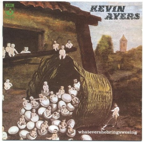 Ayers Kevin – Whatevershebringswesing