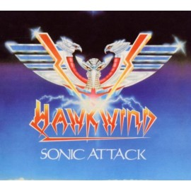 Hawkwind ‎– Sonic Attack (2 Cd con Slipcase)