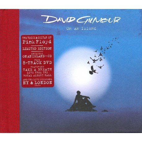 Gilmour David - On An Island (Cd + Dvd Digibook)