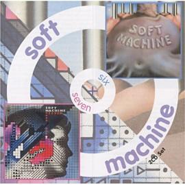 Soft Machine – Six + Seven (2 Cd)