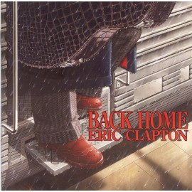 Clapton Eric ‎– Back Home