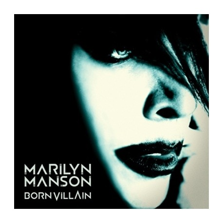 Marilyn Manson – Born Villain (Digipack)
