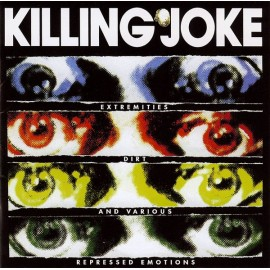 Killing Joke ‎– Extremities, Dirt And Various Repressed Emotions (2 Cd)