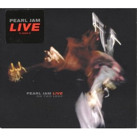 Pearl Jam ‎– Live On Two Legs (Digipack)
