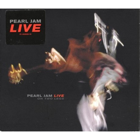 Pearl Jam – Live On Two Legs (Digipack)