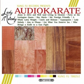Audiokarate ‎– Lady Melody