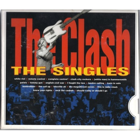 Clash ‎(The) – The Singles (Digipack)