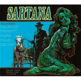 Sartana ‎– Trade Your Pistol For A Coffin (Digipack)