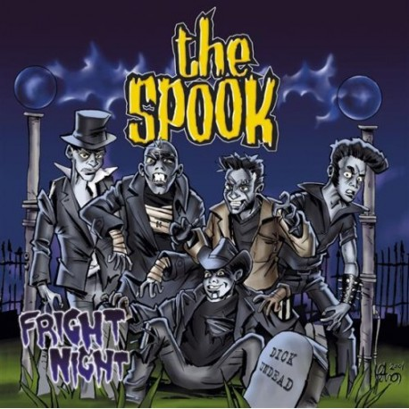 Spook (The) – Fright Night EP (Digipack)