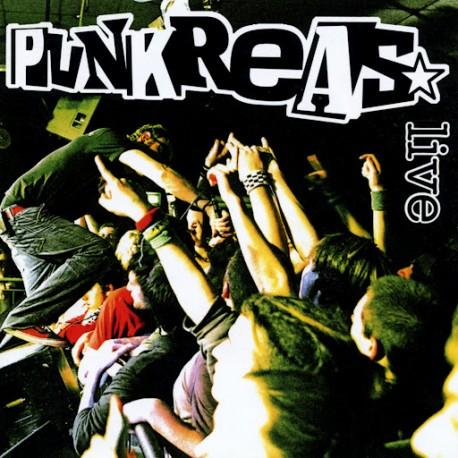 Punkreas - Live