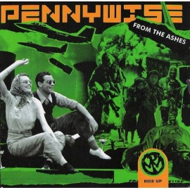 Pennywise ‎– From The Ashes (Cd + Dvd)