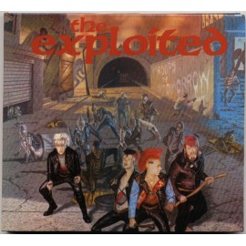 Exploited ‎(The) – Troops Of Tomorrow (Digipack)