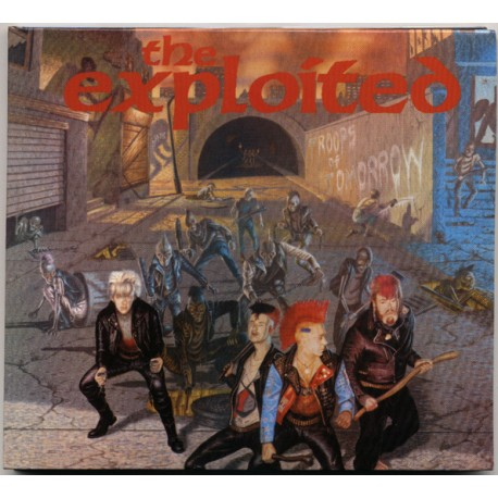 Exploited (The) – Troops Of Tomorrow (Digipack)