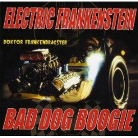Electric Frankenstein / Bad Dog Boogie ‎– Doktor Frankendragster