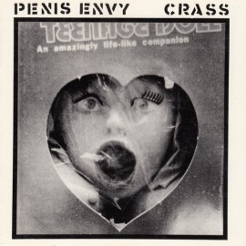 Crass ‎– Penis Envy