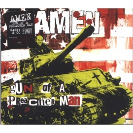 Amen ‎– Gun Of A Preacher Man (Cd Digipack)
