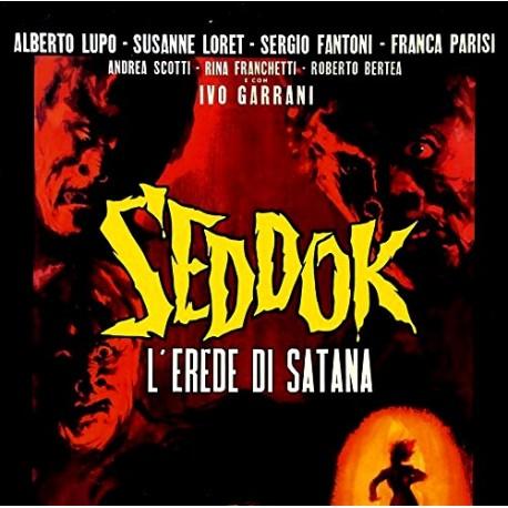 "Seddok, L'Erede Di Satana (Vinile 12"")"