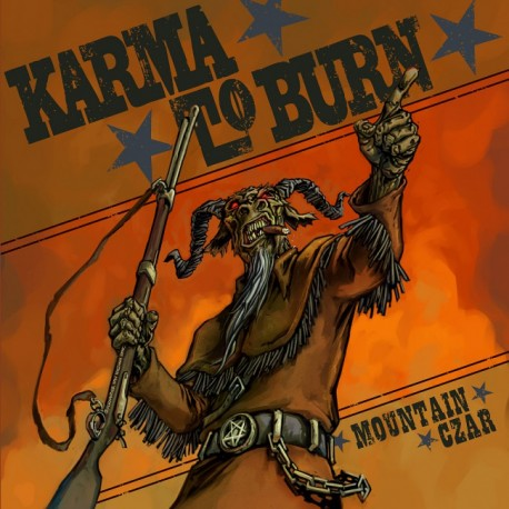 "Karma To Burn ‎– Mountain Czar (Vinile 12"")"