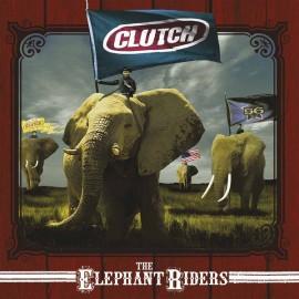 "Clutch - The Elephant Riders (Doppio Vinile Rosso 12"")"