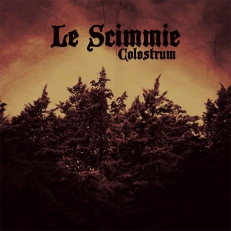 Scimmie (Le) - Colostrum