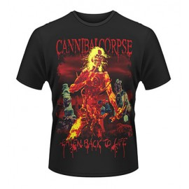 Cannibal Corpse - Eaten Back To Life (Taglia M)