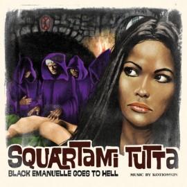 Kotiomkin - Squartami Tutta (Black Emanuelle Goes To Hell) - Digipack