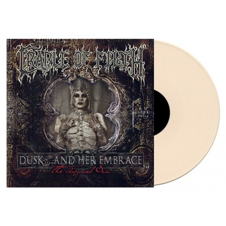 "Cradle Of Filth - Dusk And Her Embrace : The Original Sin (Vinile Colorato 12"")"