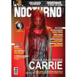 """Nocturno 135: Dossier """"Telekinesis"""" (La Mente Che Uccide)"""