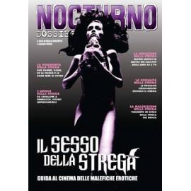 """Nocturno 138: Dossier """"Il Sesso Della Strega"""""""