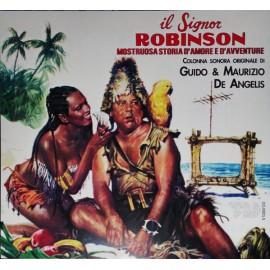Il Signor Robinson, Mostruosa Storia... (con Slipcase)