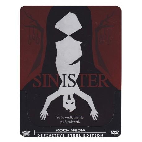 Sinister (Ltd Steelbook)