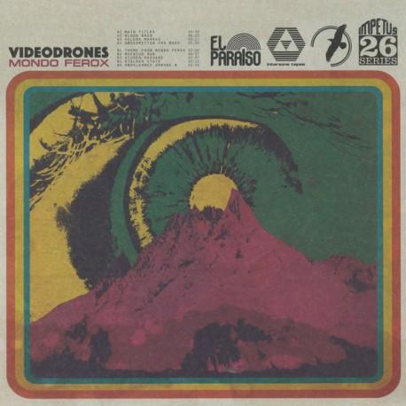 """Videodrones - Mondo Ferox (Vinile Splatter 12"""")"""