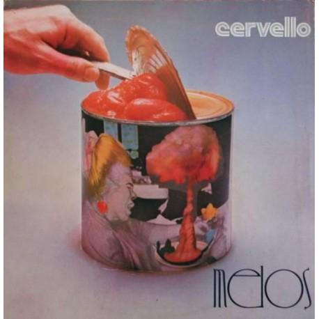 """Cervello - Melos (Vinile 12"""")"""