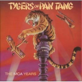 Tygers Of Pan Tang - The MCA Years (Box 4Cd)