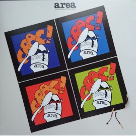 "Area - Crac! (Vinile 12"")"