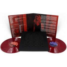 """Twin Peaks: Fuoco Cammina Con Me - Doppio Vinile """"Cherry Pie"""" 12"""""""