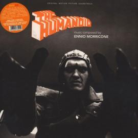 """L'Umanoide - Vinile Blu 12"""""""