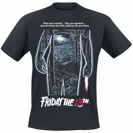 Friday The 13th - The First Poster (Taglia M)