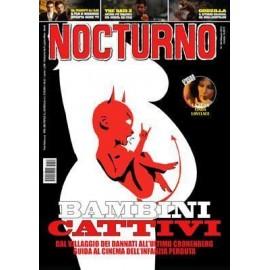 """Nocturno 140: Dossier  """"Bambini Cattivi"""""""