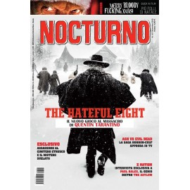 """Nocturno 157: Dossier """"Merry Bloody Fucking Xmas!"""""""