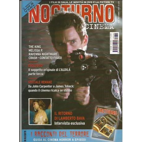 """Nocturno 40: Dossier """"I Racconti Del Terrore"""""""