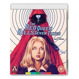 Dama Rossa Uccide Sette Volte (La) [Edizione: Regno Unito]
