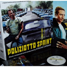 "Poliziotto Sprint (Vinile 12"" + Cd)"